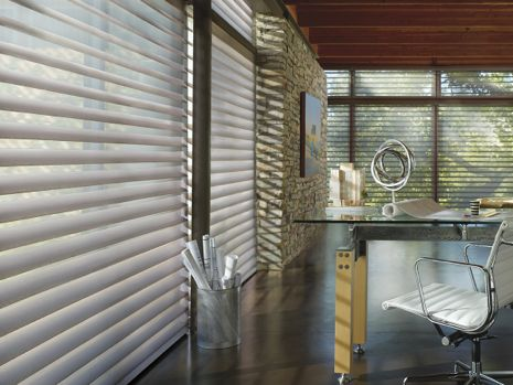 Silhouette Window Shadings Monaco Front Room