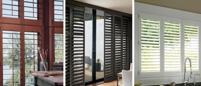 Wood | Faux | Vinyl Plantation Shutters Los Angeles CA Area