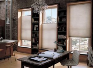 Honeycomb or Cellular Shades