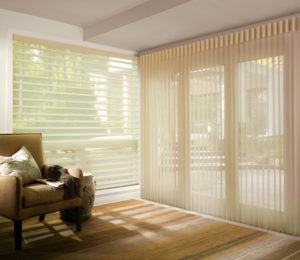 Window Treatments Offer Consistent Look