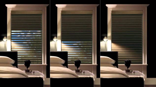 Window Treatments for Restful Sleep - Brentwood, Santa Monica, CA