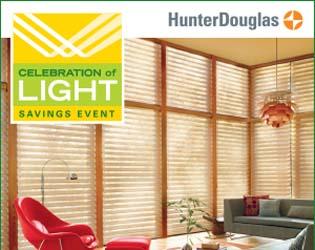 Hunter Douglas Rebates